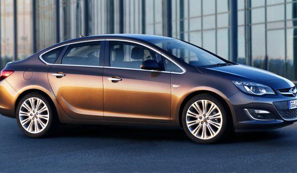 Opel Astra седан NEW