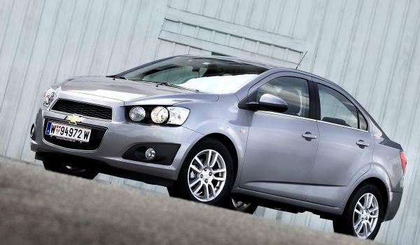 Chevrolet Aveo 4D