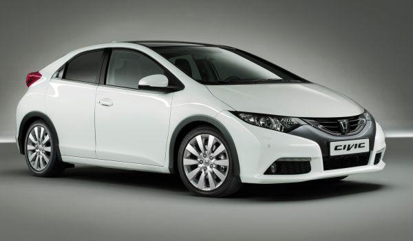 Honda Civic 5D (Сборка Великобритания, выпуск 2012 года)