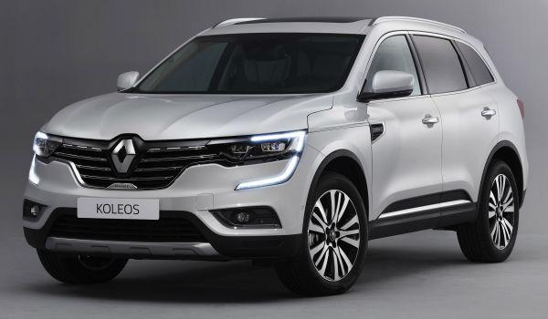 Renault Koleos от официального дилера