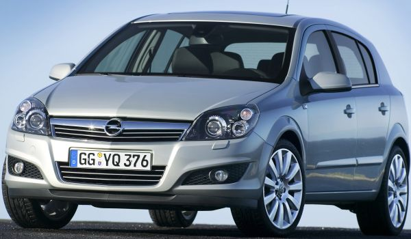 Opel Astra Family 5-дв хэтчбек