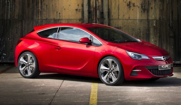 Opel Astra GTC NEW
